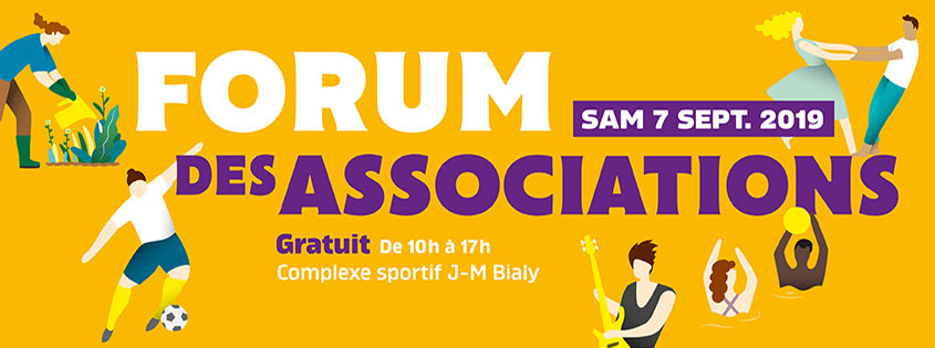 FORUM ASSOCIATION LA RICHE 2019